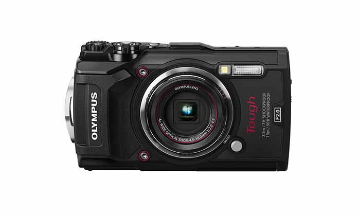 """Olympus Tough TG-5"" กล้องเล็กพันธุ์แกร่ง  ตอบโจทย์ขาลุย"