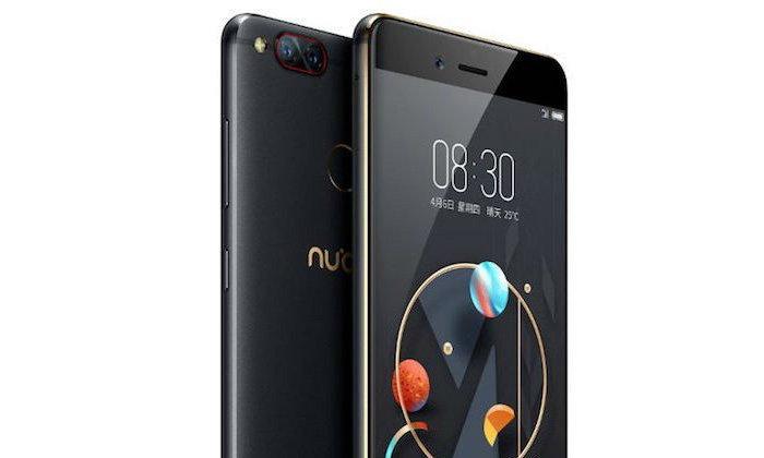 Nubia เปิดตัว Z17 มือถือที่มี RAM มากสูงสุดถึง 8GB