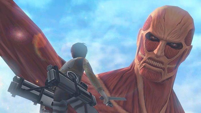 มาแล้วเกม ผ่าพิภพไททัน (Attack on Titan) ภาคใหม่บน 3DS