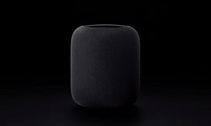 HomePod ลำโพงอัจฉริยะจาก Apple ปรับเสียงให้เข้ากับสภาพห้องอัตโนมัติ สั่งงานผ่าน Siri ได้