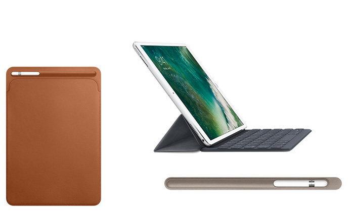 ส่องราคาอุปกรณ์เสริม Apple ภายหลัง iPad 10.5 นิ้วเปิดตัว ครบทั้งของใหม่ที่น่าสอย