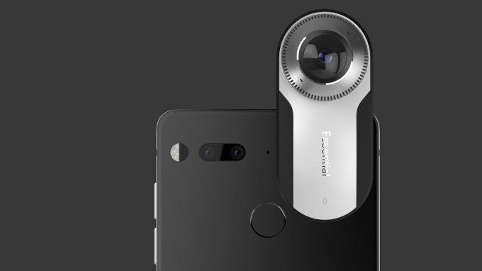 Essential Phone  สมาร์ทโฟนไร้ขอบแห่งอนาคตโดยผู้ให้กำเนิด Android