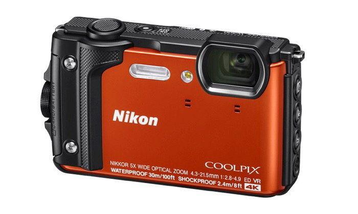 Nikon เปิดตัว COOPIX W300 กล้องถ่ายรูปสายลุย พร้อมกับถ่ายวีดีโอได้ความละเอียด 4K