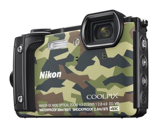 กล้องนิคอน คูลพิกซ์ W300 พร้อมทุกการผจญภัย คู่ใจผู้ชื่นชอบกิจกรรมกลางแจ้ง