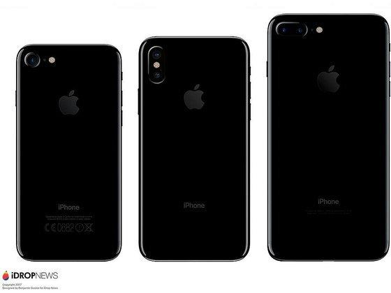 ภาพเรนเดอร์ล่าสุดยืนยัน iPhone 8 จะมีขนาดใหญ่กว่า iPhone 7 เสียอีก