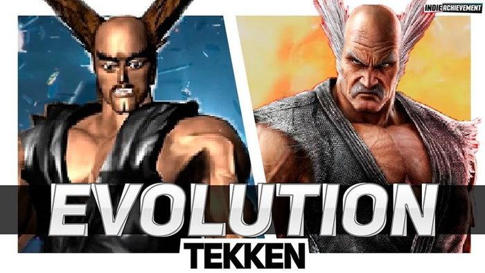 มาดูวิวัฒนาการ ของเกม Tekken ตั้งแต่ภาคแรกจนถึงภาค 7 ที่ดูดีขึ้นเยอะ