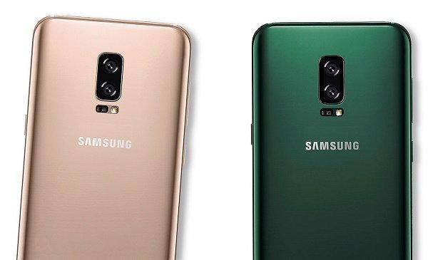 ภาพเรนเดอร์ล่าสุด Galaxy Note 8 หลากสีสัน กล้องหลังคู่ และไม่มีเซ็นเซอร์สแกนลายนิ้วมือด้านหลัง