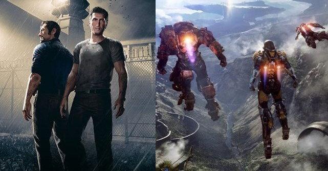 ค่าย EA เปิดตัว 2 เกมใหม่ไม่ใช่ภาคต่อที่มีทั้ง สงครามโลกอนาคต และ แหกคุกถล่มเมือง