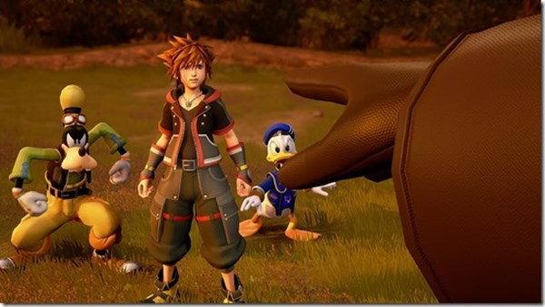 มาแล้วตัวอย่างใหม่เกม Kingdom Hearts 3 ที่เปิดตัวละครหลักมากันครบ
