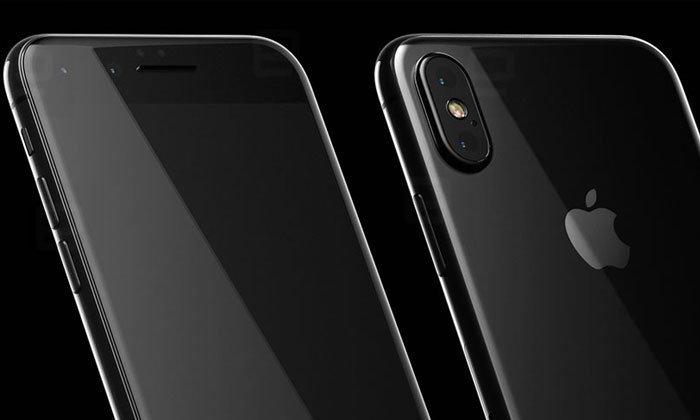 iPhone 8 จะมาพร้อม 2 ฟีเจอร์ใหม่ เซ็นเซอร์สแกนใบหน้า 3 มิติและการชาร์จแบบไร้สาย
