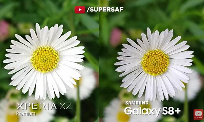 เทียบภาพถ่ายแบบช็อตต่อช็อต ระหว่าง Sony Xperia XZ Premium และ Galaxy S8+ รุ่นไหนจะทำได้ดีกว่า?