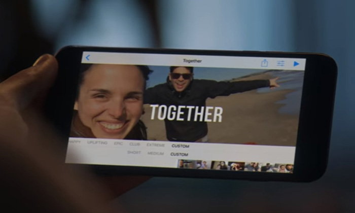 ชมโฆษณาของ iPhone 7 ชุดล่าสุด เผยที่มาของฟีเจอร์ Memories แบบลึกซึ้ง