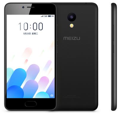 Meizu A5 มาพร้อมซีพียู 8 แกน กล้อง 8 ล้านพิกเซล ราคาเบามาก