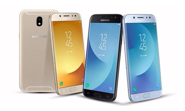 Galaxy J7 Pro เตรียมขายในไทย 7 กรกฎาคมนี้พร้อม J5 Pro และ J7 Core อีกสองรุ่นน้องใหม่ ในราคาหลักพัน