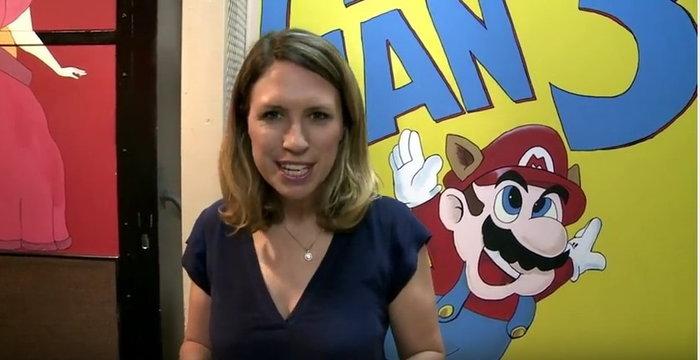 พบภาพ Super Mario ในฐานยิงนิวเคลียร์ของอเมริกา