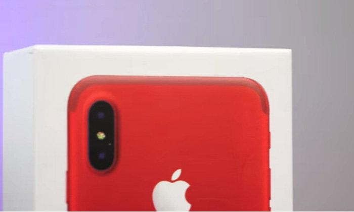 ชมภาพ iPhone 8 เวอร์ชั่นก๊อปเกรดเอ ทั้ง ๆ ที่ตัวจริงยังไม่เปิดตัวด้วยราคา 3,000 บาท
