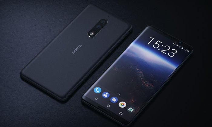 ยลโฉม Nokia Vision 2018 คอนเซปท์มือถือโนเกียยุคใหม่ ด้วยกล้องคู่ และหน้าจอขอบโค้ง ไร้ปุ่ม Home