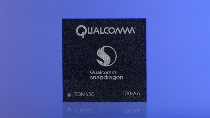 Qualcomm เปิดตัวชิปใหม่ Snapdragon 450  ใช้พลังงานน้อย ราคาประหยัด