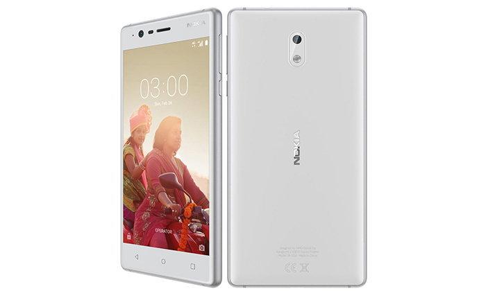 ส่องร้านออนไลน์ดังเปิดขาย Nokia 3 รุ่นใหม่ล่าสุดแบบไม่ต้องรอ