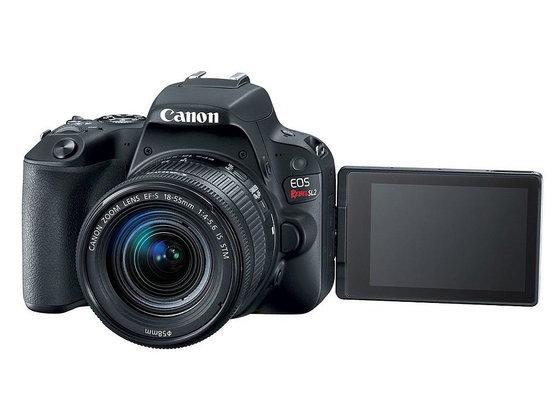 นี่แหละที่ต้องการ Canon เปิดตัว EOS 200D กล้องจิ๋ว เทคโนโลยีเพียบ