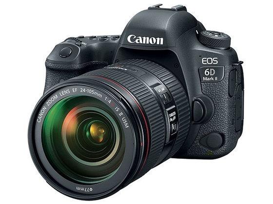 Canon เปิดตัว EOS 6D Mark II ที่เน้นถ่ายรูปนิ่งเข้าใจไหม