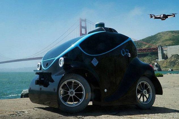ตำรวจ ดูไบ เตรียมใช้ รถตำรวจหุ่นยนต์ไร้คนขับ ปลายปี 2017 นี้