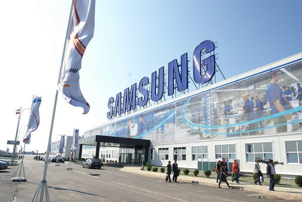 Samsung ทุ่มงบกว่า 7 แสนล้านบาท สร้างโรงงานผลิตจอ OLED ให้ iPhone ในอนาคต