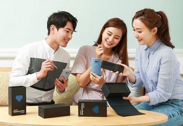 Samsung ประกาศวางจำหน่าย Galaxy Note FE รุ่นลิมิเต็ดพร้อมเผยราคาอย่างเป็นทางการ