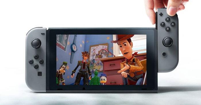 ผู้สร้างบอกมีความเป็นไปได้ที่ Kingdom Hearts 3 จะออกบน Nintendo Switch