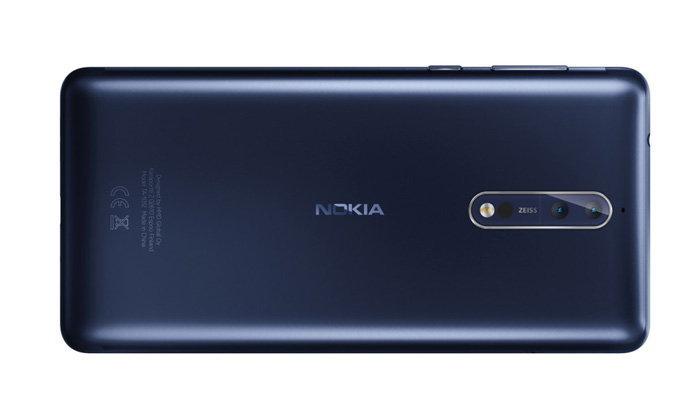 หลุดภาพแรกของ Nokia 8 ตัวจริงที่หลายคนรอคอย