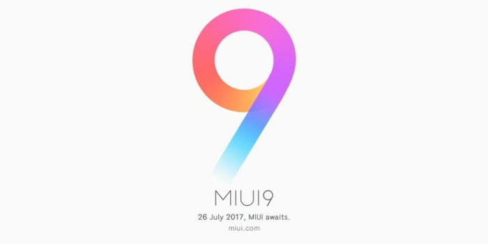 Xiaomi เตรียมเปิดตัว Mi 5X พร้อม MIUI 9 วันที่ 26 กรกฎาคมนี้