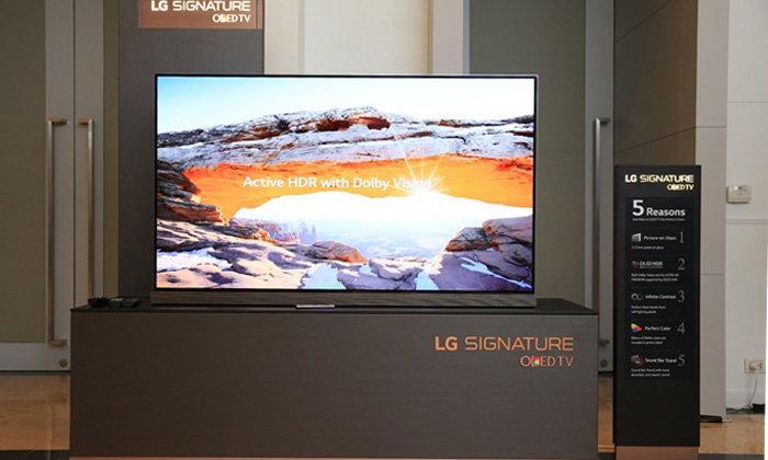 LG เปิดตัว OLED TV รุ่น G7T เน้นประสบการณ์ชมภาพที่คุณภาพดีเหมือนไปโรงภาพยนตร์