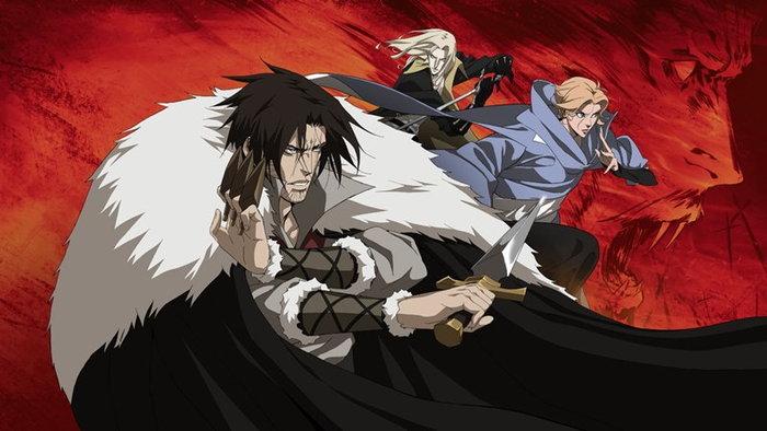 Castlevania ฉบับการ์ตูนซีรีส์อนิเมะ เปิดให้ชมแล้ววันนี้บน Netflix
