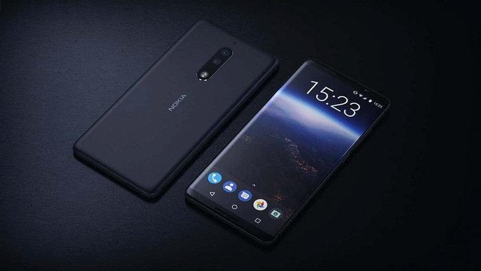 พบ Nokia Vision 2018 คอนเซ็ปโฟนจอโค้ง กล้องคู่และตัวเครื่องผิวด้าน