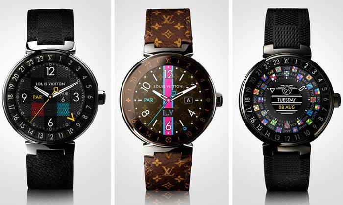 ยลโฉม Louis Vuitton Tambour Horizon Smart Watch ที่ใช้ Android Wear ที่มีราคาเกือบแสน