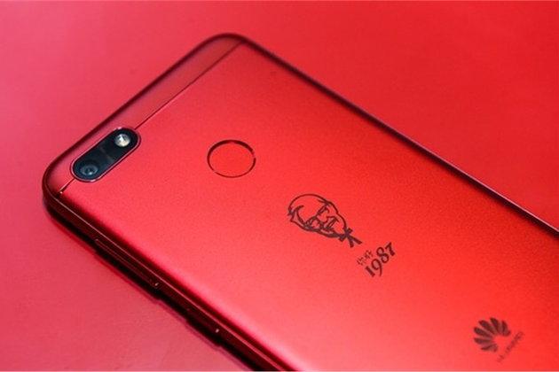 เอาจริงดิ KFC เปิดตัวสมาร์ทโฟนของตัวเอง