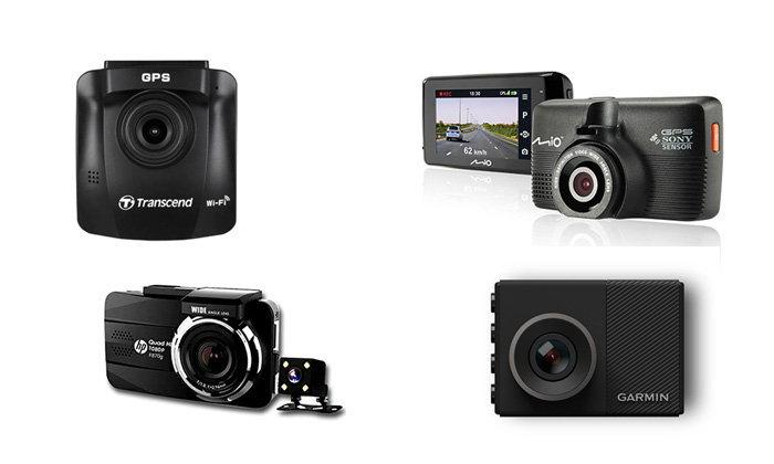 4 กล้องติดหน้ารถที่ดีครบเครื่องราคาไม่เกิน 6.000 บาท