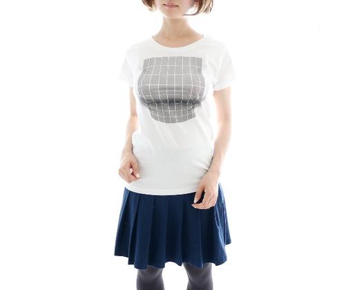 ไม่ต้องพึ่งมีดหมอ ญี่ปุ่นโชว์นวัตกรรมใหม่เปิดตัวเสื้อยืดเสริมอึ๋มเอาใจสาวอกไข่ดาว