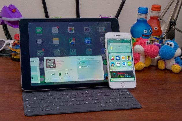 ด่วนการอัปเดต iOS 10.3.3  รับพื้นที่เครื่องเพิ่มสูงสุดถึง 1GB