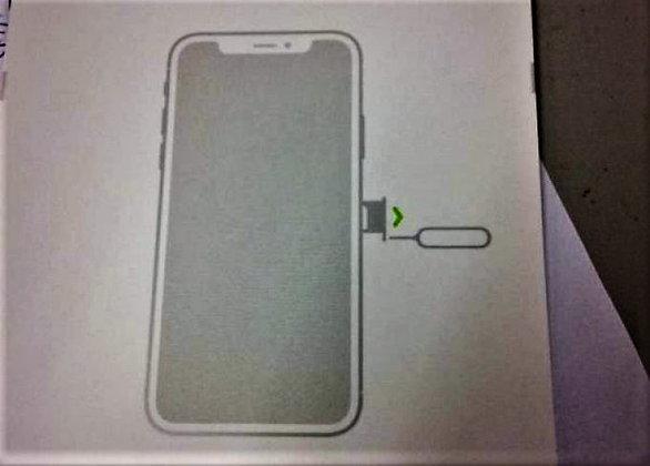 หลุด คู่มือ iPhone 8 เผยหน้าจอไร้ขอบ และแผงเซ็นเซอร์ด้านบน