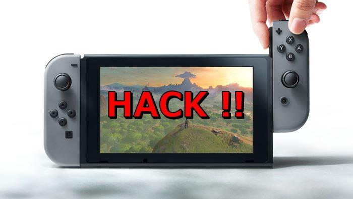 Rom เกมบน Nintendo Switch ถูกปล่อยออกมาแล้ว