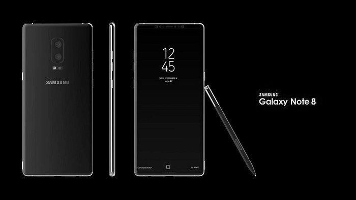8 ฟีเจอร์เด่น ที่คาดว่าจะมีใน Samsung Galaxy Note 8