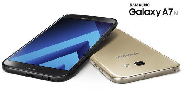 Samsung ปล่อยอัปเดต Android Nougat สำหรับ Galaxy A7 2017 แล้ว