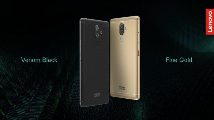 Lenovo เปิดตัว K8 Note มาพร้อมกล้องคู่และ Android รุ่นล่าสุด