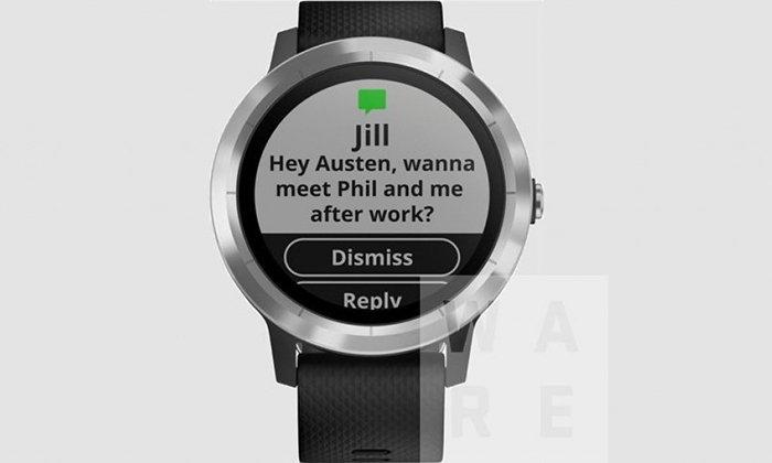 หลุดภาพ Garmin Vivoactive 3 Smart Watch เรือนใหม่ก่อนเปิดตัวเร็ว ๆ นี้