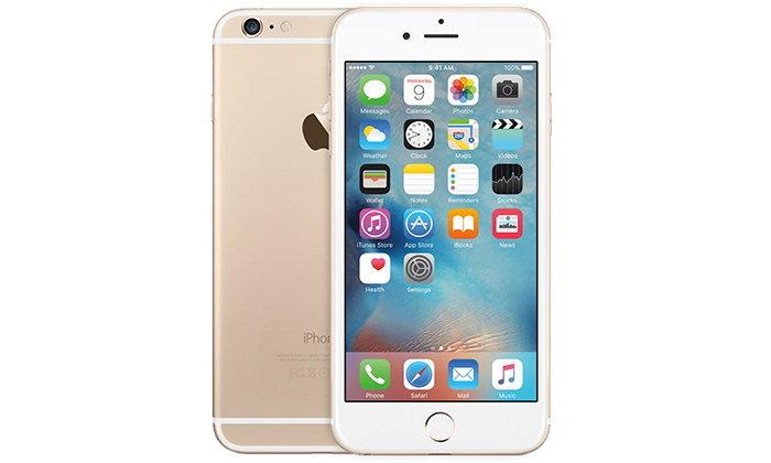 อัปเดตราคา iPhone 6 ขนาด 32GB สีทองลดราคาจนน่าสนใจประจำเดือนสิงหาคม
