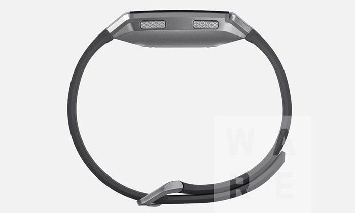 หลุดภาพ Smart Watch ของ Fitbit ฉบับ Final Version 2 สีที่เรียบง่าย
