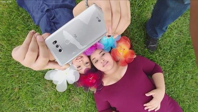 LG ประกาศกล้องหลังคู่ของ V30 จะมีรูรับแสง f16 เป็นรุ่นแรกในตลาดสมาร์ทโฟน