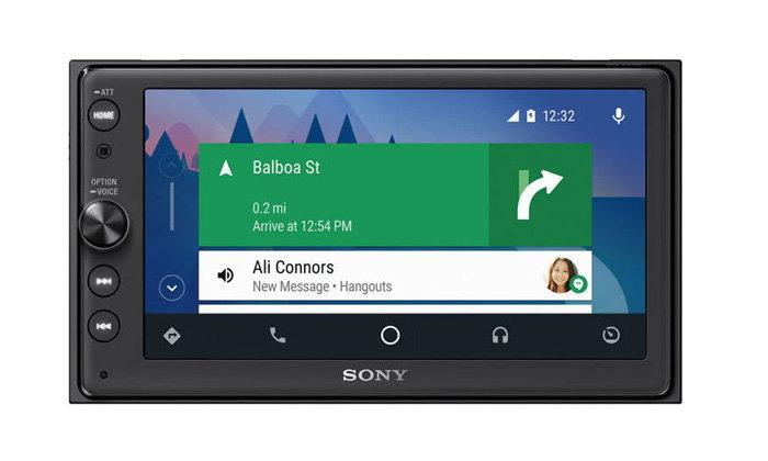 Sony เปิดตัววิทยุในรถ XAV-AX200 รองรับทั้ง Android Auto และ Google Car Play