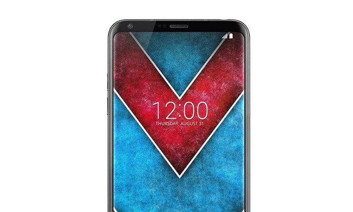 เผยภาพเต็ม ๆ ของ LG V30 ก่อนเปิดตัวสิ้นเดือนนี้